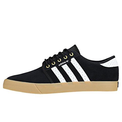 Basse 0 Adidas Nerocore Da Metallic gold footwear Scarpe Ginnastica Uomo White Black xtdshQCr