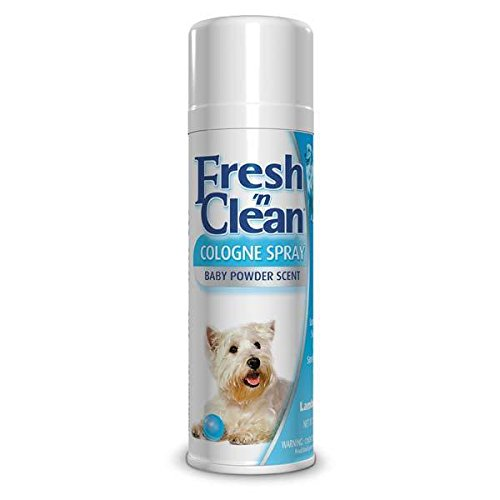 Scented Colognes for Pets 12 oz Keep Your Dog Smelling Fresh 3 Scents To Choose (Baby ()