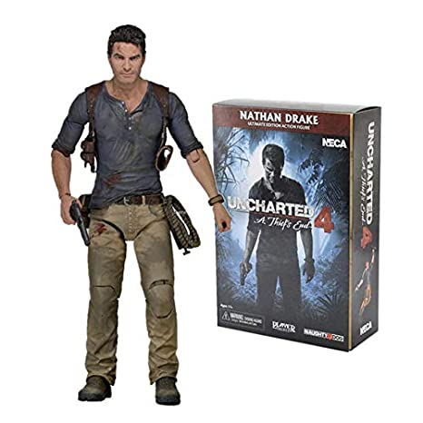 Buy Neca Limited Edition Uncharted Nathan Drake Action Figure