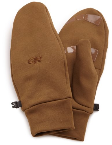 Outdoor Research Men's PL 400 Mitts (Coyote, Small)