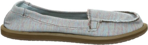 Women's Flat Light Sanuk Shorty Blue HvwCdqZ