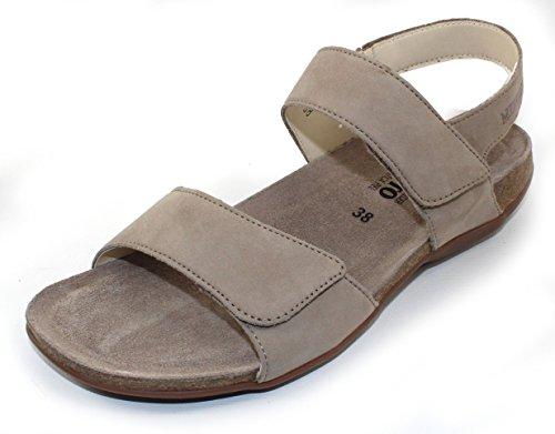 Mephisto Women's Agave Warm Grey Bucksoft 40 B EU (Mephisto Women Shoes)