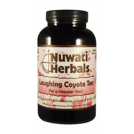 Nuwati Herbals Laughing Coyote Tea 4 (Damiana Leaf Tea)