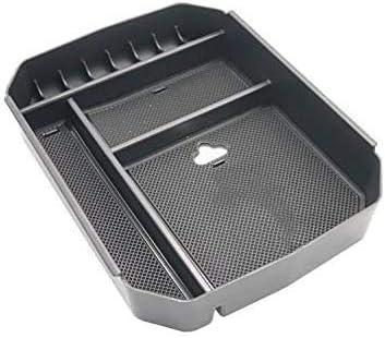 For Toyota Highlander Center Console Armrest Box Secondary Storage Box Tray14-18