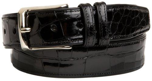 AO79Mezlan Men's #7907 Belt,Black,36