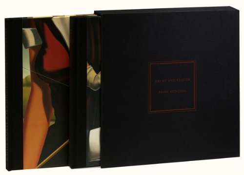 Rhyme and Reason, Prose and Cons : Paintings By R. Kenton Nelson