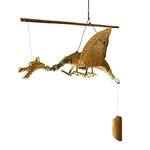 Dragón de viento mobile Sonido parte de claves