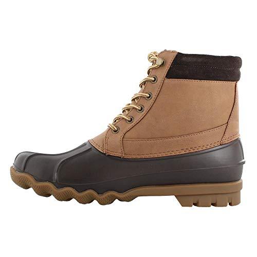 Sperry Men's, Brewster Waterproof Boot TAN Brown 10 M by Sperry (Image #3)