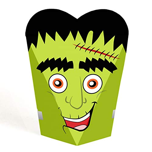Halloween Monsters - Frankenstein Halloween Party Favors - Gift Favor Boxes for Women and Kids - Set of 12 ()