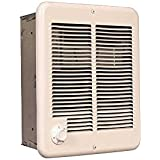 Q-Mark Residential Fan Forced Electric Wall Heater 12.6 Amps CRA1512T2