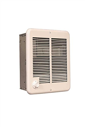 Q-MARLEY ENGINEERED PRODUCTS Q-Mark Residential Fan Forced Electric Wall Heater 12.6 AMPS