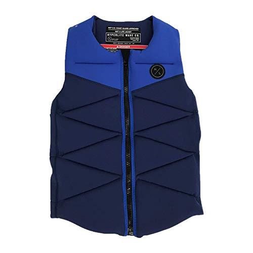Hyperlite 2019 NCGA Riot Impact Jacket Vest for Ski Wakeboard Wakesurf Size XL Navy