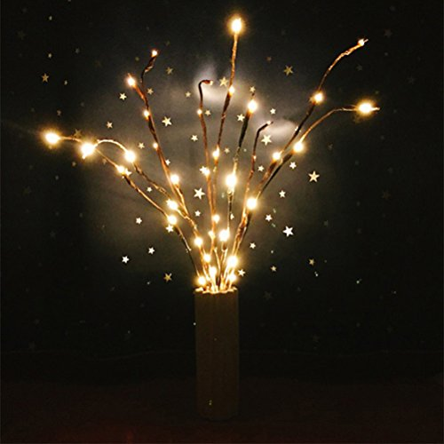 Solar Outdoor Lighted Branches in US - 5