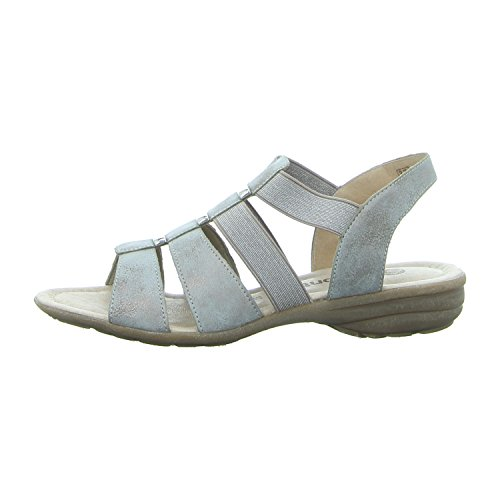 Sandales R3644 Femme 90 Remonte Metall Pour ERwqcWpP