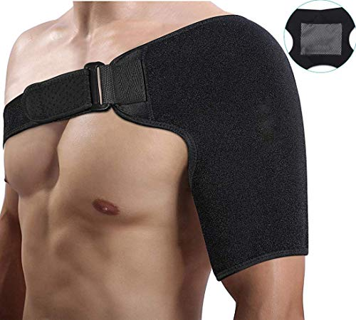 Shoulder Support Brace Arm Wraps Neoprene with ...