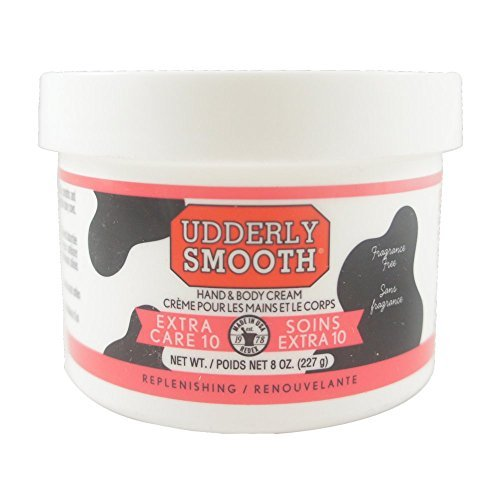 Udderly Smooth Hand & Foot Cream 8 Oz ()