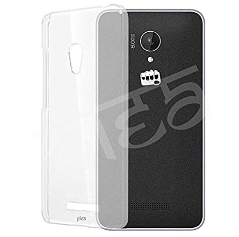 reputable site 7842b 540cc MICROMAX CANVAS DOODLE 3 A102 TRANSPARENT BACK COVER: Amazon.in ...