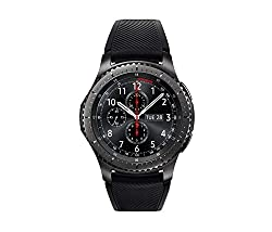 Image of the product SAMSUNG GEAR S3 FRONTIER that is listed on the catalogue brand of Samsung.