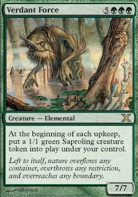 (Magic: the Gathering - Verdant Force (307/383) - Tenth Edition)