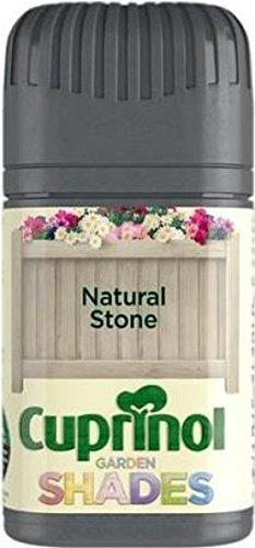 Cuprinol Garden Shades Woodstain Tester in Natural Stone, 50ml by Cuprinol (Cuprinol Natural)
