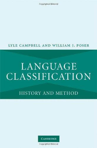 Download Language Classification: History and Method Pdf