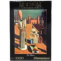 Clementoni Chirico: The Disquieting Muses 1000PCS Puzzle