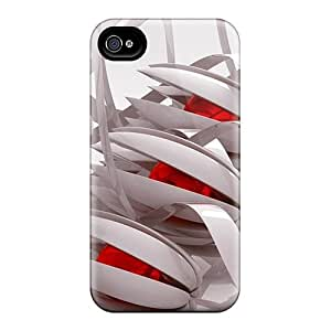 New Style CaroleSignorile Hard Cases Covers For Iphone 6- Flowers 31