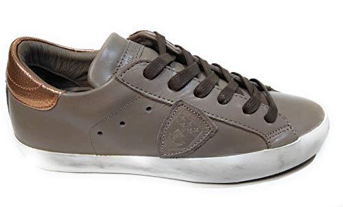Cod clld Dove Philippe Size Model 38 Donna Grey Sneakers PatAOgcP