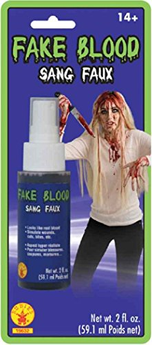 Fake Blood Spray Vampire Zombie Makeup Fancy Dress Halloween Costume (Vampire Costumes Halloween City)