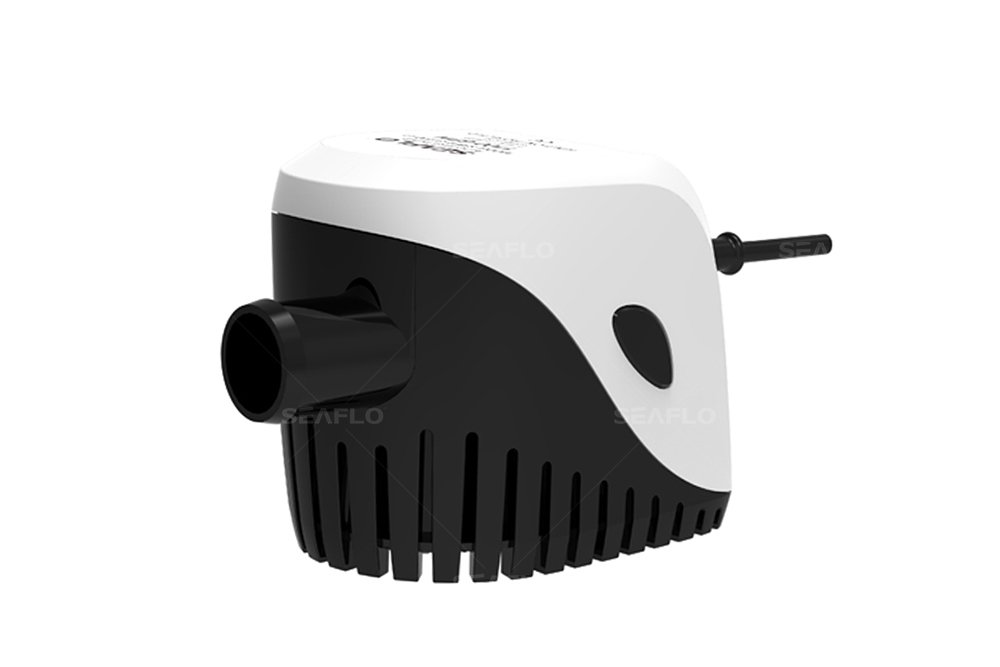 SEAFLO Automatic Submersible Boat Bilge Water Pump 12v 750GPH Auto with Float Switch by SEAFLO