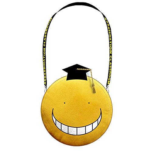 Korosensei Bag Assassination Anime Classroom Korosensei Cosplay Shoulder Bag for Sale