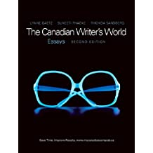 The Canadian Writer's World: Essays Plus MyWritingLab -- Access Card Package (2nd Edition)
