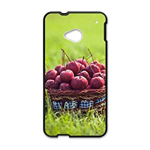 Fresh green fruits nature style fashion phone case for HTC One M7