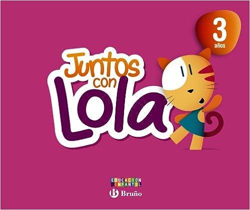 Juntos con Lola 3 años