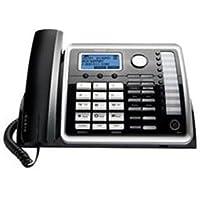 RCA25260 - ViSYS 25260 Two-Line Corded Wireless Speakerphone