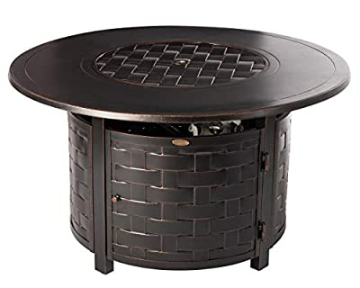 Fire Sense Armstrong Round Fire Pit