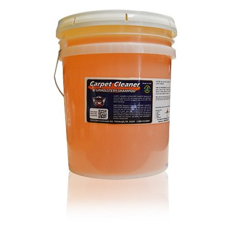 Detail King Automotive Carpet Cleaner & Upholstery Shampoo 5 Gallon by Detail King