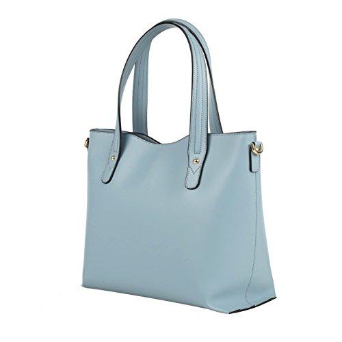 ander damesgrijs van myitalianbag 71069 leer Schoudertas een voor w0EIREq