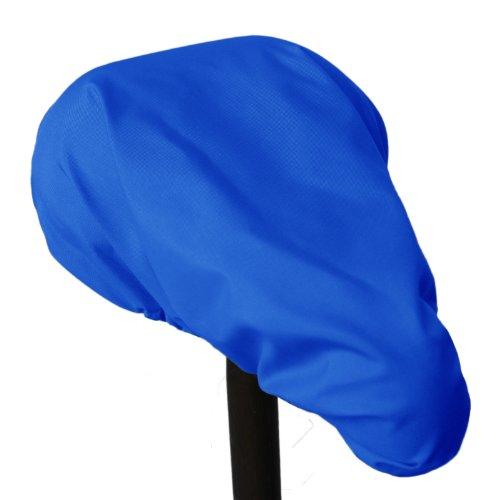 Robuster, zuverlässiger und wasserdichter Sattelbezug von MadeForRain - CityHopper Basic - verschiedene Farben (Königsblau)