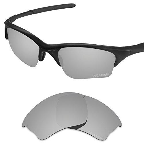 Tintart Performance Replacement Lenses for Oakley Half Jacket XLJ Polarized - Xlj Oakley Jacket Half Lenses Replacement
