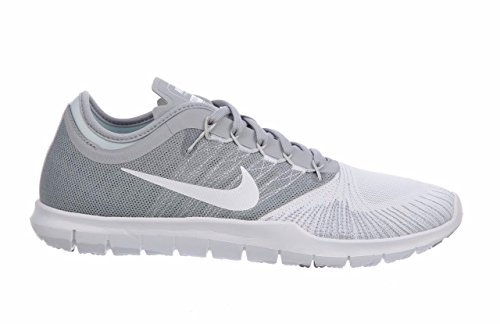 Nike Womens Flex Adapt Tr Running Trainers 831579 Sneakers Shoes (UK 3.5 US 6 EU 36.5, Pure Platinum Black White Volt 002)