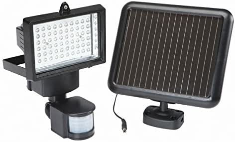 Amazon Com 60 Led Solar Security Light By Bunker Hill