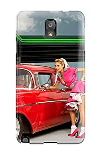 New Snap-on ThomasSFletcher Skin Case Cover Compatible With Galaxy Note 3- Girls And Vehicles Cars Other wangjiang maoyi