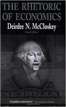 Book The Rhetoric of Economics (Rhetoric of the Human Sciences)