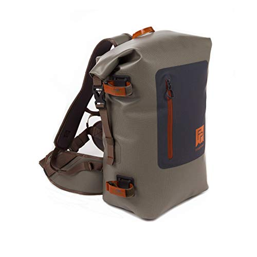 Fishpond Wind River Roll-Top Backpack, Gravel