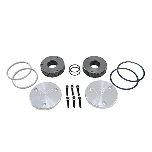 Yukon Gear & Axle (YHC50005) Hardcore Drive Flange Kit for Dana 60 Differential