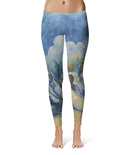 Queen of Cases - Legging - Femme bleu bleu taille unique
