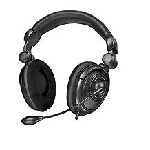 SPEEDLINK MEDUSA NX USB 5.1 Surround Sound Headset for PC Gaming , Black