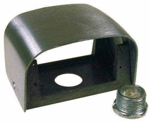 Hubbell-Raco 6300 Service Pedestal Frame Housing with Chase Nipple