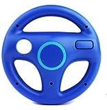 LIFECART Fashion Giochi di corse Volante per Nintendo Wii Mario Kart (Blu)